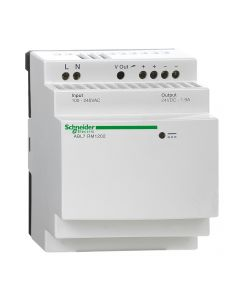 FUENTE PHASEO 100-240VAC A 24VDC 2.5A C/REGULACION, ABL7RM24025, SCHNEIDER-ELECTRIC